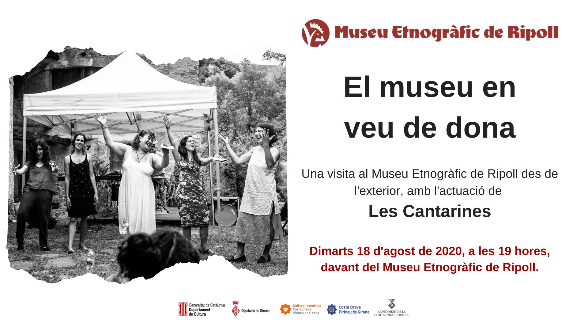 El museu en veu de dona